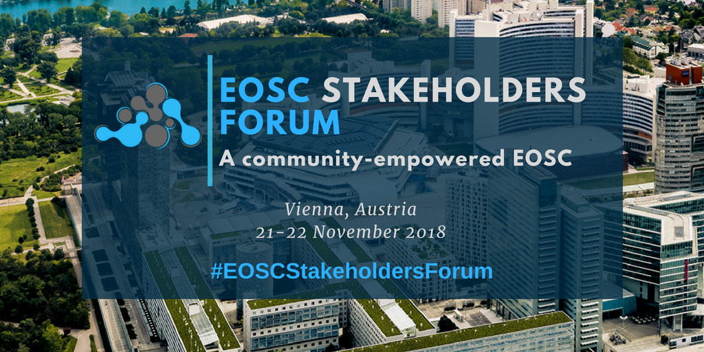 2nd EOSC Stakeholders Forum Fast Approaching