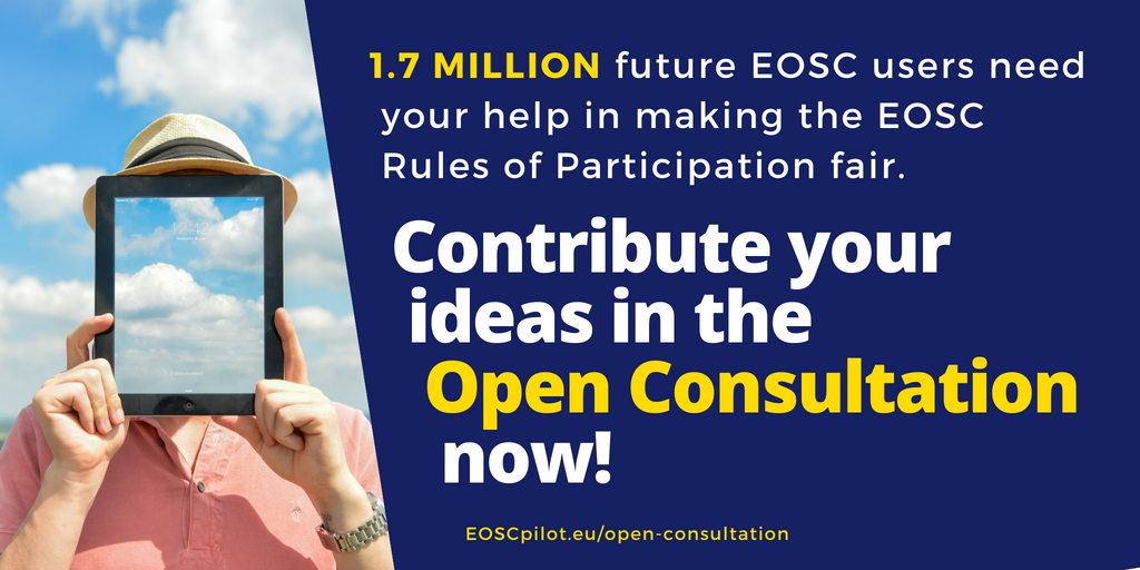 8 Questions to Better Understand the EOSC Open Stakeholders Consultation