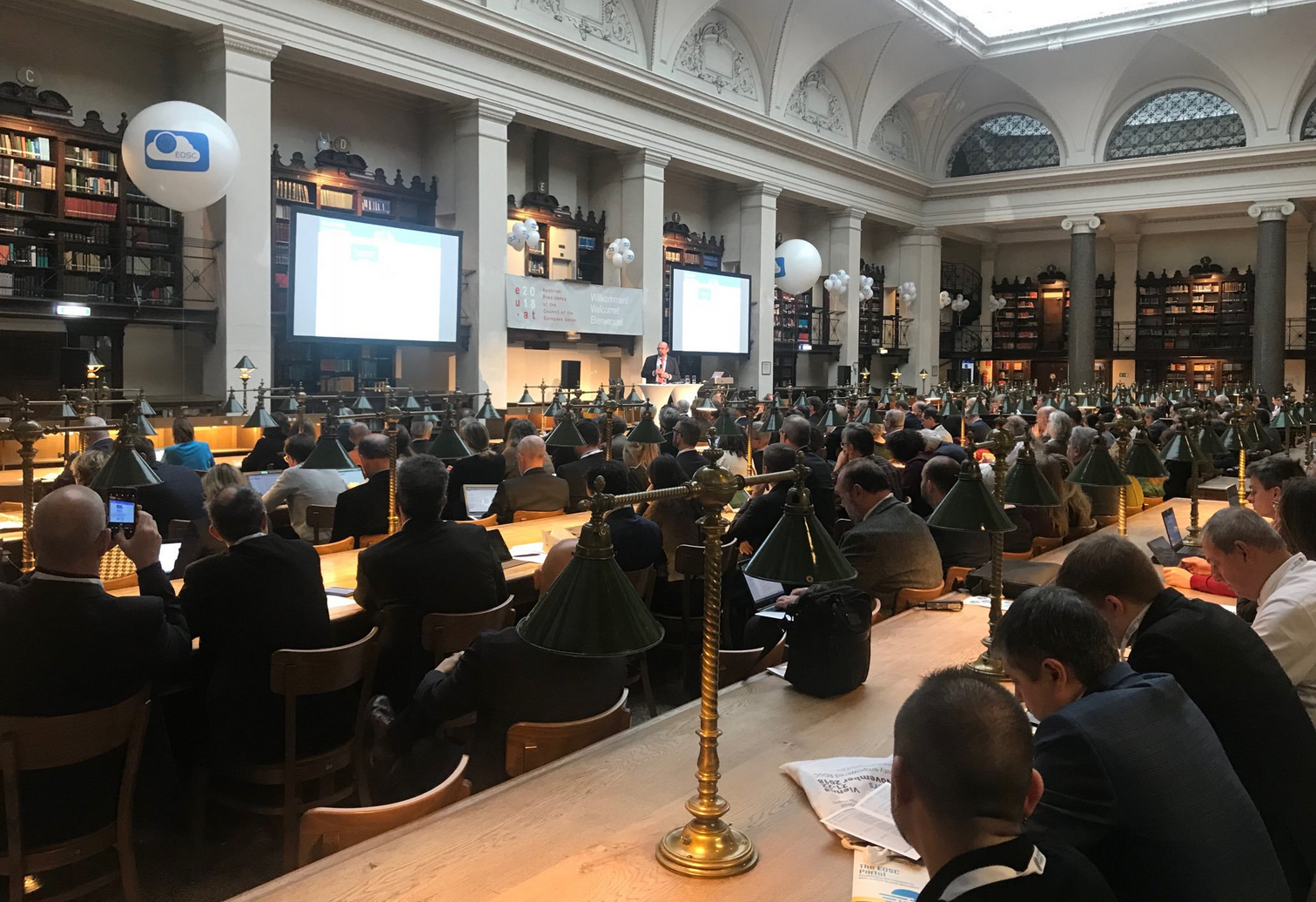 Plenary Session DAY 2 - The EOSC continues to evolve