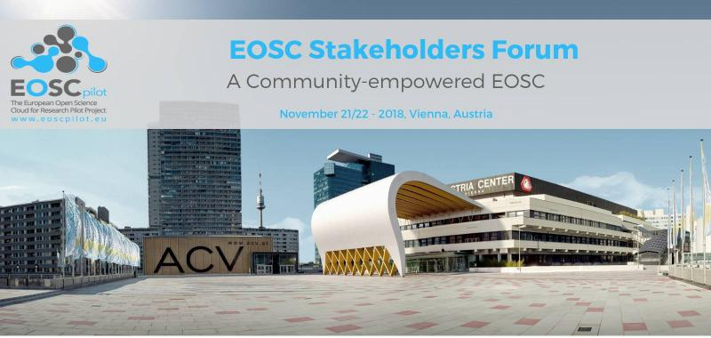 The EOSC Stakeholder Forum