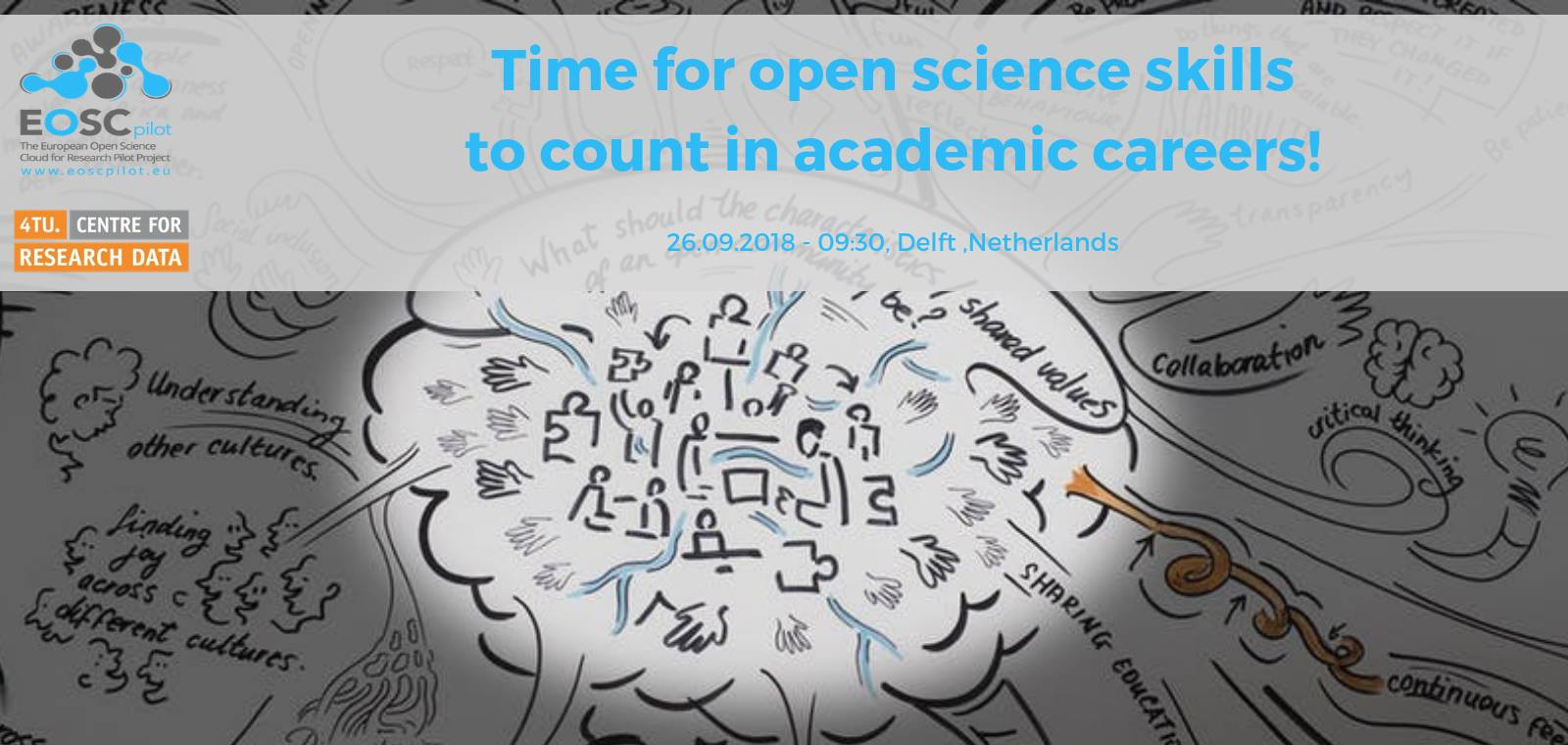 Time for open science skills to count in academic careers!
