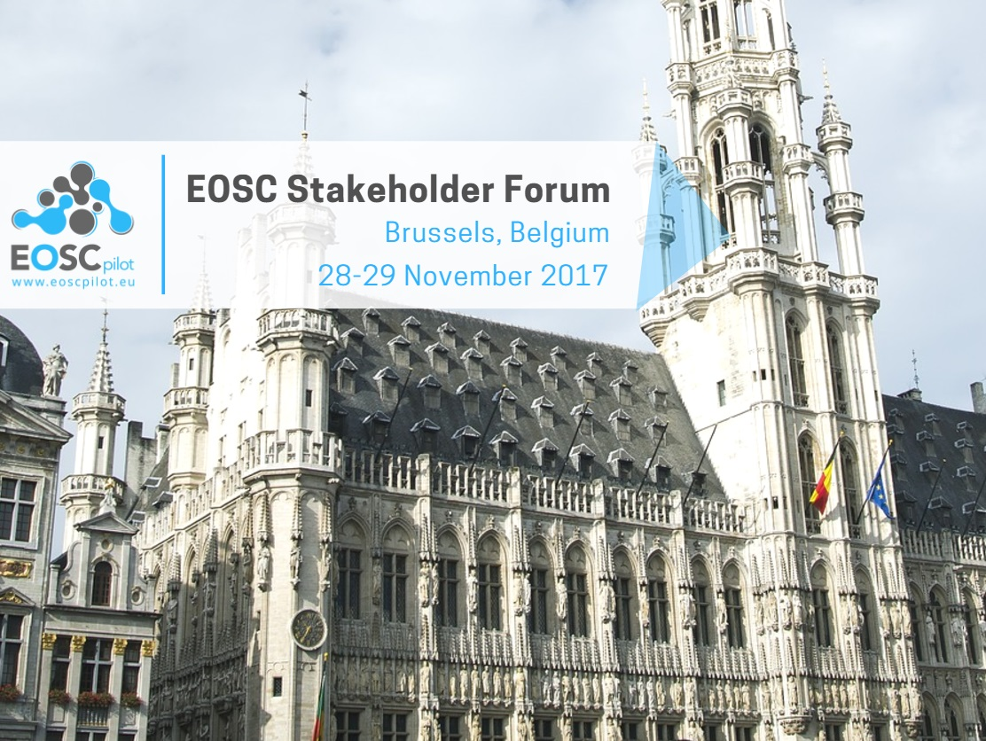 The EOSC Stakeholder Forum: Shaping the future of the EOSC
